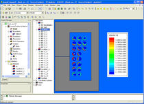 magnetic components design software PExprt� ANSYS