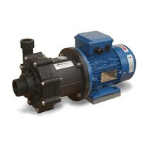 magnetic drive centrifugal pump for acids, bases and solvents PP-PVDF, max. 30 m³/h | BM series Barbera Savino
