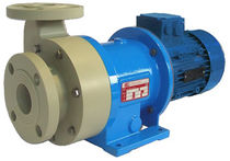 magnetic drive centrifugal pump for acids, bases and solvents max. 140 m³/h, PN 6, max. 44 m | C MAG-P  M PUMPS