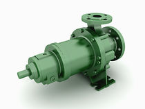 magnetic drive chemical centrifugal pump 1 - 400 m³/h | CMH Series Dandong Colossus Group