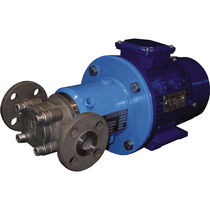 magnetic drive vane pump max. 3 000 l/h, max. 14 bar | V IN LINE series M PUMPS