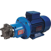 magnetic drive vane pump for dangerous products max. 3 000 l/h, max. 14 bar | VANEMAG series M PUMPS