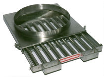 magnetic grate separator for sieves  Magnapower Equipment Limited