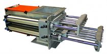 magnetic grate separator for free fall applications HF BUNTING MAGNETICS