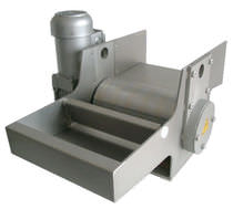 magnetic grate separator for liquid and pasty products max. 1 560 l/min | MA series Bär + Co.