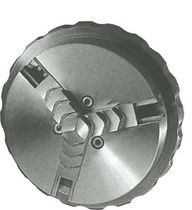 manual 3-jaw lathe chuck 0.5 - 86 mm SAV Spann- Automations- Normteiletechnik GmbH