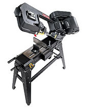 manual horizontal band saw for metal 21414  Craftsman.