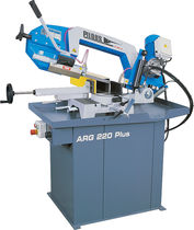 manual horizontal band saw for metal max. 220 x 220 mm, ø 220 mm | ARG 220 Plus Pilous