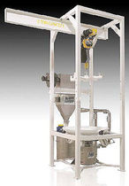 manual bulk bag unloader  CAMCORP, Inc.