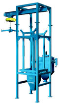manual bulk bag unloader  Cyclonaire
