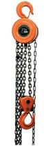 manual chain hoist 1 000 - 10 000 lbs Wesco