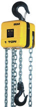 manual chain hoist  Wilcox Door Service Inc