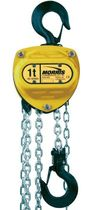 manual chain hoist max. 20 t | 190 series Morris Material Handling Ltd