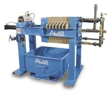 manual filter press Micro-Klean&amp;trade; Alar Engineering