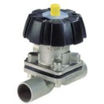 manual handwheel diaphragm valve DN 8 - 100, max. 10 bar | 3233k series BURKERT FLUID CONTROL SYSTEMS