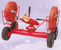 manual hose reel on trolley Cobra RTV MACRON SAFETY SYSTEMS