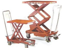manual hydraulic lift table  Haven Conveyors &amp; Handling Systems Limited