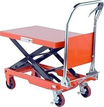 manual lift table  Mobile Industries Inc