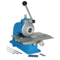 manual marking machine for identification nameplate and tag ID200 series     BAND-IT