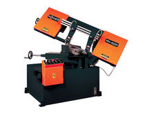 manual miter horizontal band saw 98 m/min (321 ft/min) | MH-460M COSEN