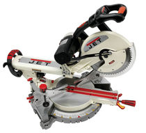 manual miter saw with sliding unit 12 "