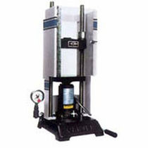 manual pellet press for sample preparation 25 t | 3622 SPEX CertiPrep Ltd