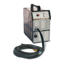 manual plasma cutter 6 mm | 8 - 25 A | TYGOR 25 WELDTRONIC SRL