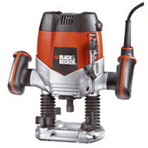 manual router 8 000 - 28 000 rpm | KW900EKA Black & Decker