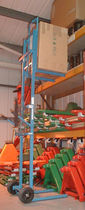 manual stacker max. 150 kg, 1 050 - 1 700 mm | LD150 H.E.S