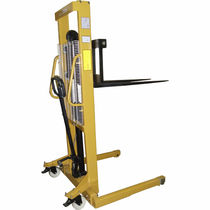 manual stacker max. 2 200 lb | MXSA series Lift Products .