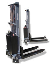 manual stacker truck scales INS Pondero MST400 MOBILE WEIGHING