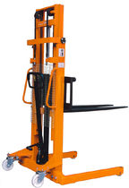 manual straddle stacker max. 1 000 kg, 1 600 - 3 000 mm | CTMS H.E.S