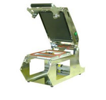 manual tray sealer 190 x 235 mm | B 185 MV ORA