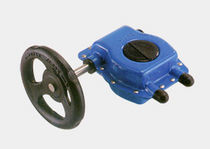 manual valve actuator GB01 BUENO TECHNOLOGY CO.,LTD