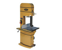 manual vertical band saw 18 "