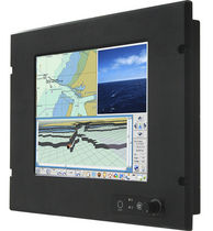 "marine touch screen panel PC  10.4"" Intel N2600 Marine touch Panel PC, 800x600, 400 nits Winmate Communication Inc."