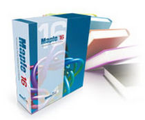 mathematical calculation software Maple 16 Academic Version Maplesoft