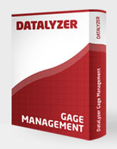 measurement and analysis software DataLyzer® Spectrum Gage Management DataLyzer International