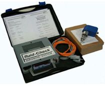 measurement kit for hydraulic installations: pressure, temperature, flow, leakage 4 - 20 mA | FM-1-B BKM Bolender Maschinenkonstruktion GmbH