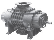 mechanical booster vacuum pump max. 1 220 m³/h | M-D 4000 series Tuthill Vacuum & Blower Systems