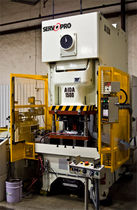 mechanical C-frame press 80 - 250 t | DSF-C1 series Aida