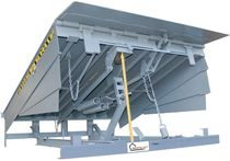 mechanical dock leveler MD Series PENTALIFT EQUIPMENT
