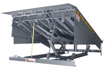 mechanical dock leveler MU Series PENTALIFT EQUIPMENT