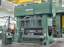 mechanical eccentric press max. 4000 KN | E2H 450 Minster