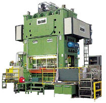 mechanical straight-side press 1 000 - 20 000 kN | POWER MASTER Zani