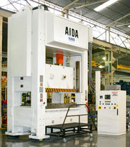 mechanical straight-side press 200 - 400 t | NSU series Aida