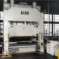 mechanical straight-side press 300 - 1 200 t | NST series Aida