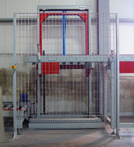 mechanical vertical lift  Kinematik
