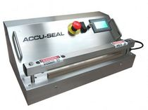 medical heat sealer with touch screen controls 6300 series Accu-Seal Corp