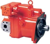 medium pressure hydraulic axial piston pump 28 - 200 cm³ | K3VL series Kawasaki Precision Machinery